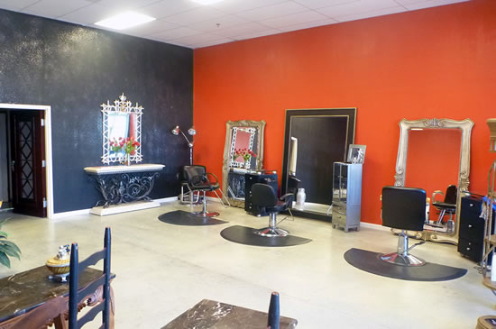 Eden Spa & Salon at Palm Pointe Plaza in Orange Beach Alabama
